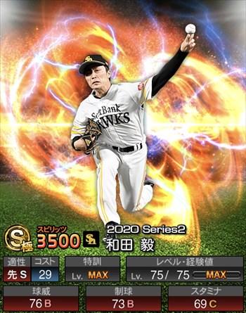 和田 毅 2020シリーズ2/S極